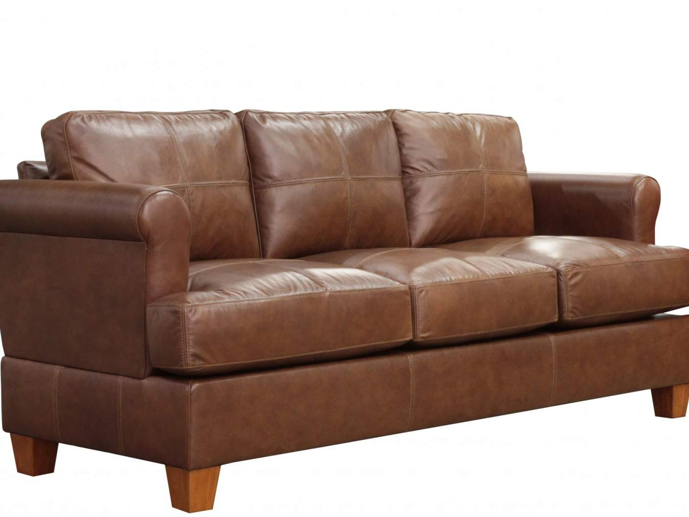 Leather-sofa-angle-view