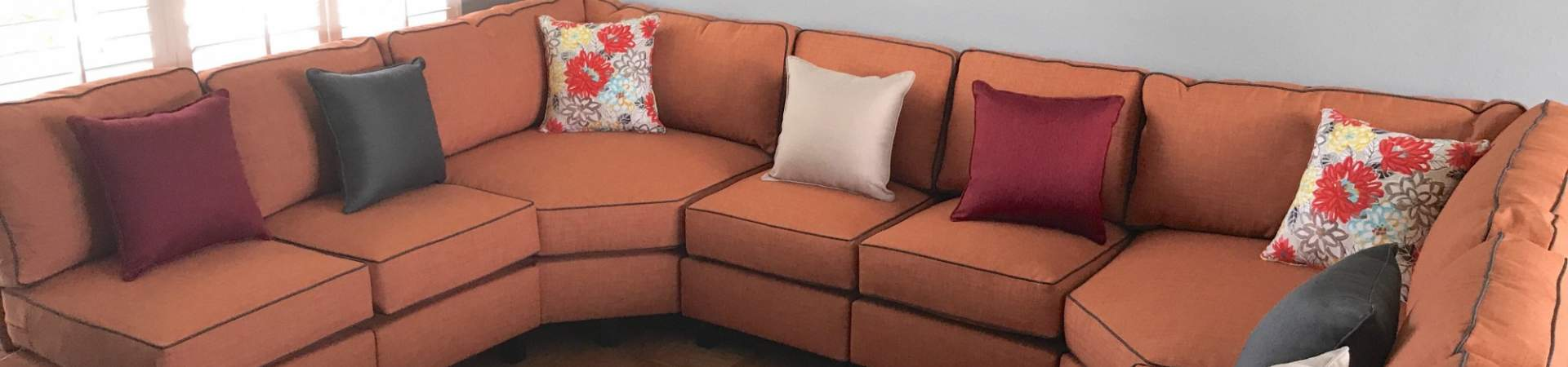 What are the dimensions of sectional sofas?