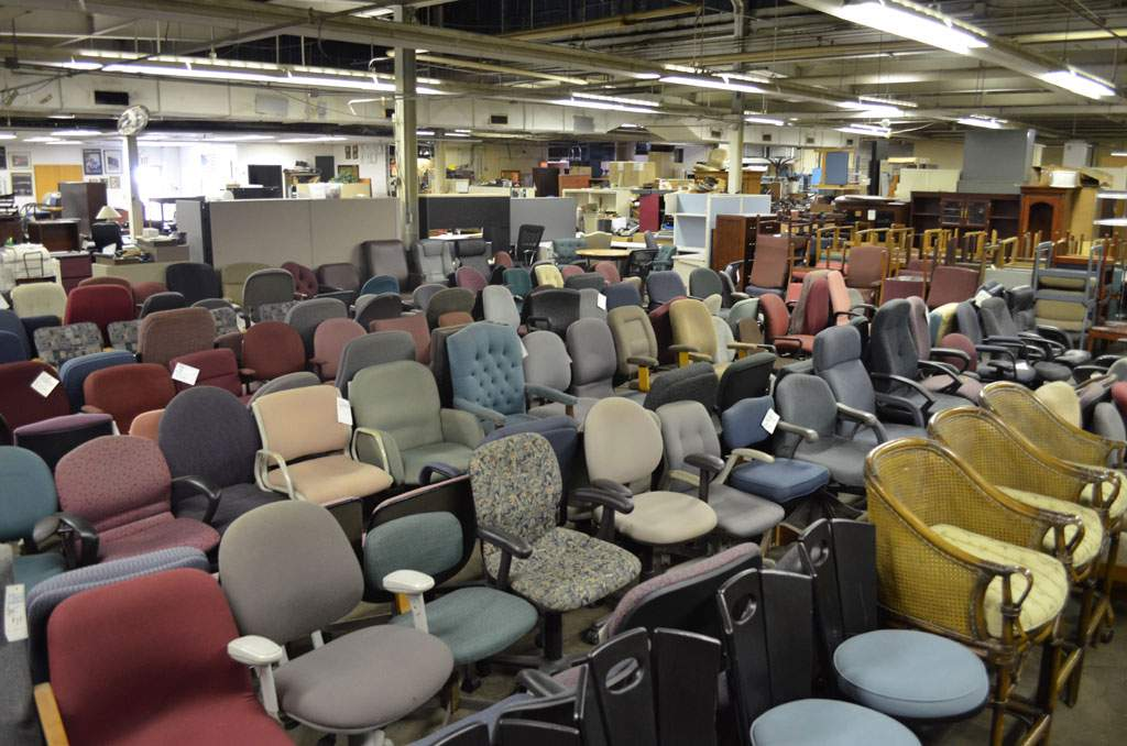 Used-office-furniture