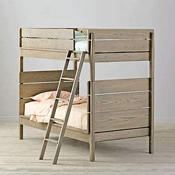 What is the average cost of building your own bunk bed?