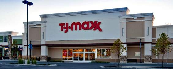 Who supplies the furniture sold at overstock stores like TJ Maxx?